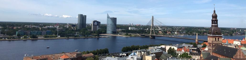 Riga Daugava