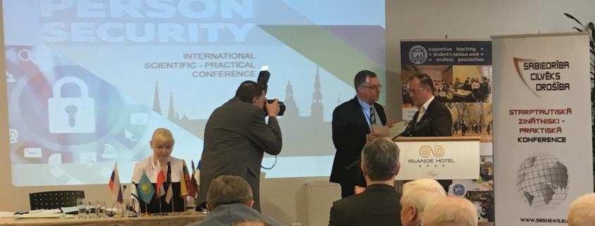 Конференция Детективов в Риге