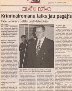 Detektivi Latvija
